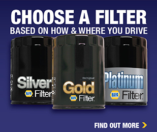 NAPA Filters Promotion – September 2018